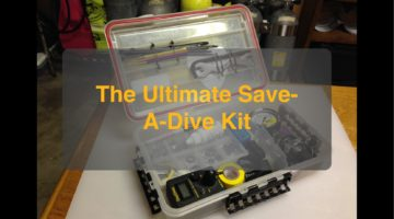 How to Build the Perfect Save-a-Dive Kit