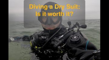 Drysuit Diving:  Is it For Recreational Divers?