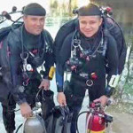Darren and Dillon Spivey cave diving death