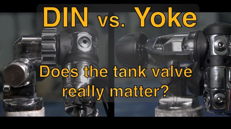 DIN vs. Yoke Tank Valves: Is One Better?